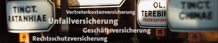 Apothekenversicherung | PharmaRisk® OMNI Geschäftsversicherung | Die AllRisk-Police für Apotheken | www.pharmarisk.de | Deutschland | Umfassende Sicherheit für alle relevanten Risiken Ihres betrieblichen Alltags