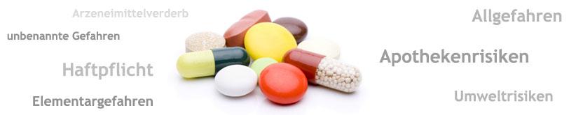 PharmaRisk® Police - Eine  einzige Versicherung für alle betrieblichen Gefahren